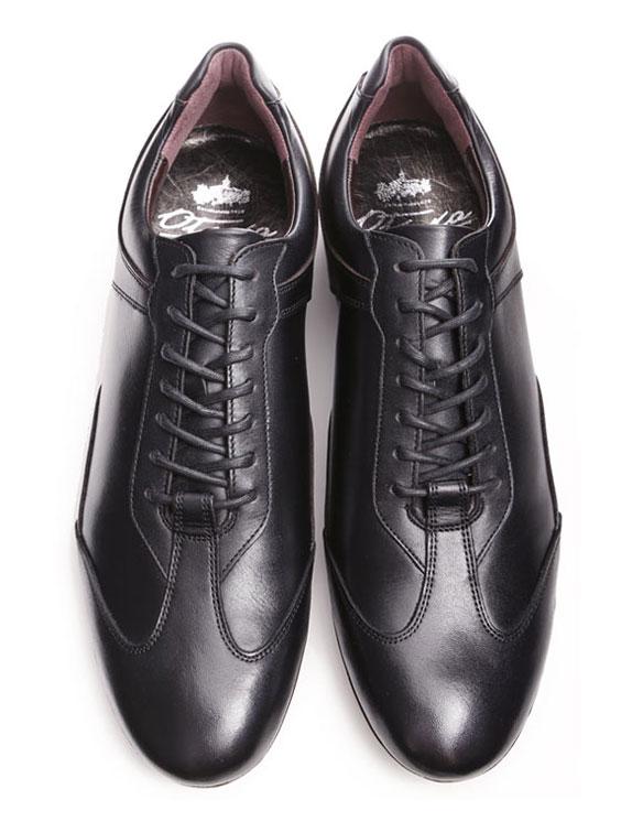 大塚製靴 HS-6009 クラシックレザースニーカー