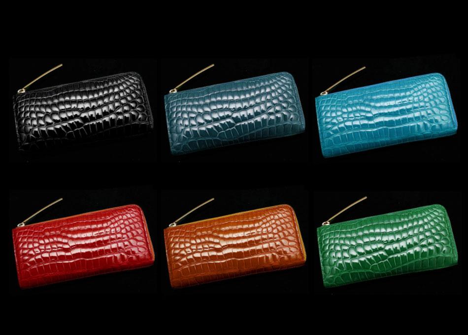 美しいクロコダイル財布の選び方