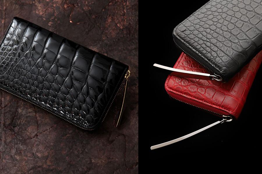 クロコダイル財布の最大の魅力は育てる楽しみ!真価を味わえる良質メンズクロコウォレット8選