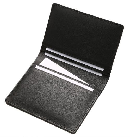 SLUR カードケース Fino の内装写真